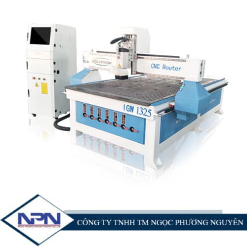 Máy CNC Gia Công Gỗ iGoldencnc IGW1325 01