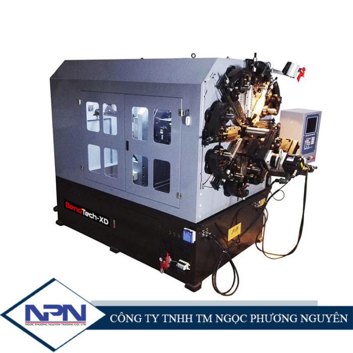 Máy uốn dây tạo hình BendTech-XD CNC GJ-60TR