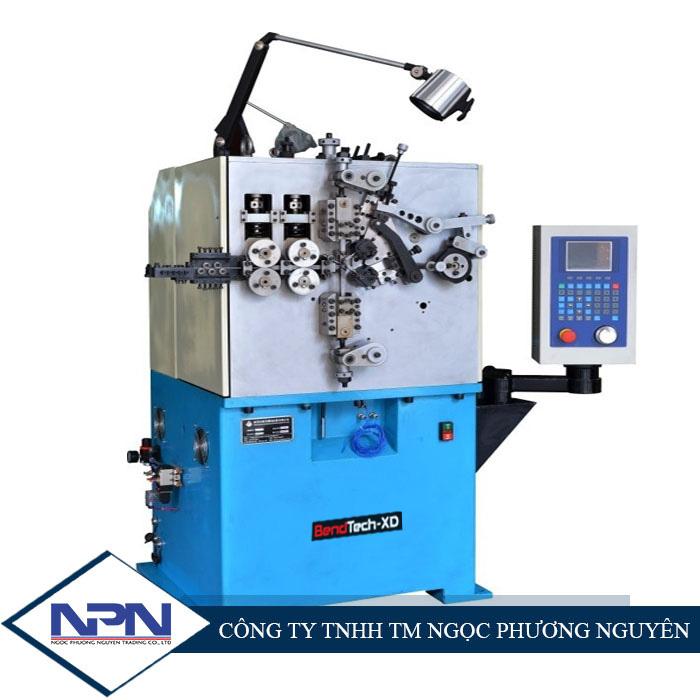 Máy uốn lò xo 2 trục CNC BendTech-XD GT-CS-208