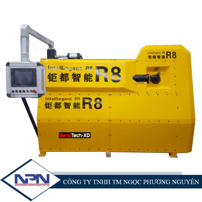 Máy uốn thép BendTech-XD CNC R8