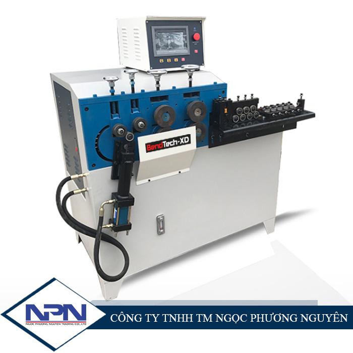 Máy uốn vòng tròn thép BendTech-XD CNC