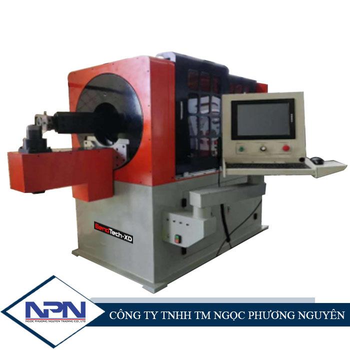 Máy uốn dây thép 3D BendTech-XD CNC 580