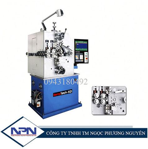 Máy uốn lò xo 4 trục BendTech-XD TA-CNC 428