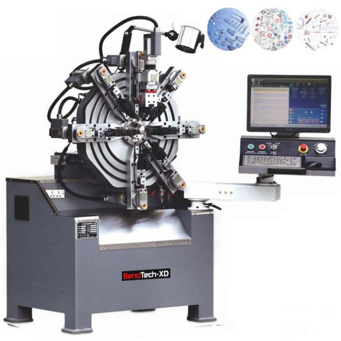Máy Tạo Hình Kẹp Giấy BendTech-XD CNC GT20-10