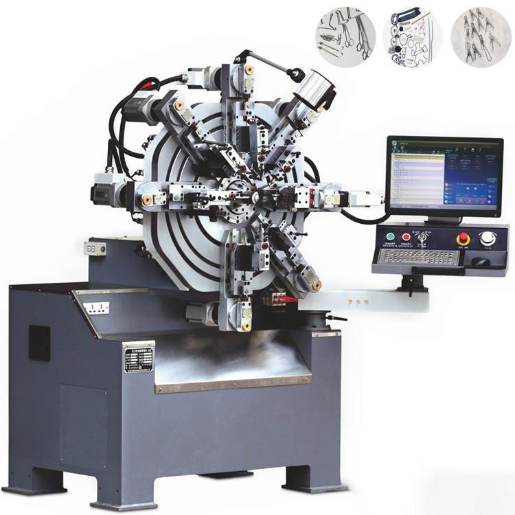 Máy CNC Tạo Hình Kẹp Giấy