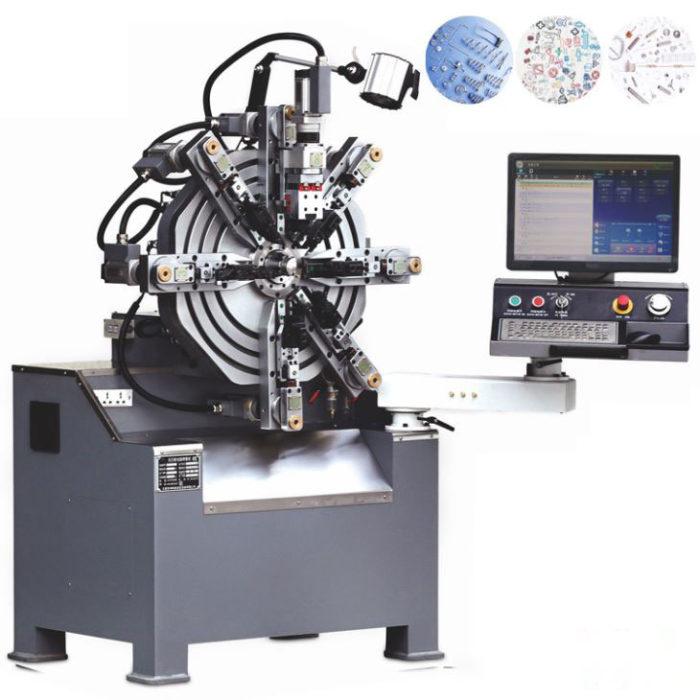 Máy Tạo Hình Kẹp Giấy CNC