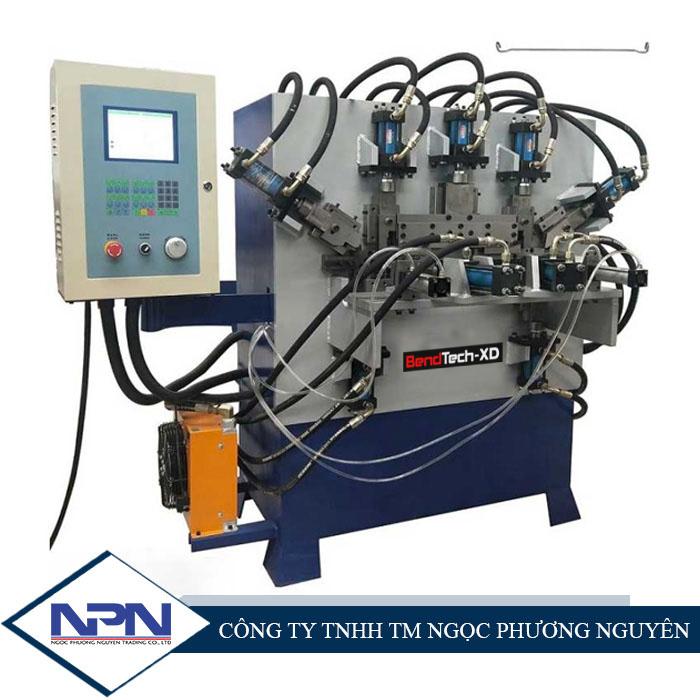 Máy uốn dây thép BendTech-XD GT-WB-HB100 CNC thủy lực