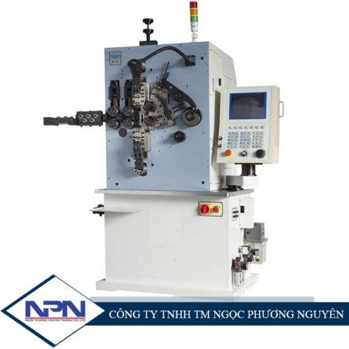 Máy uốn lò xo nén CNC