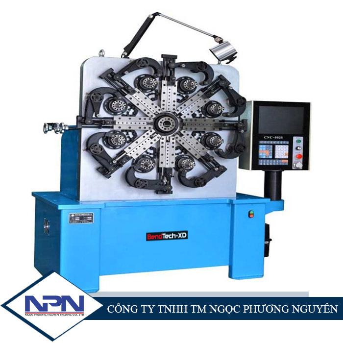 Máy uốn dây thép đa năng BendTech-XD GT-SF CNC