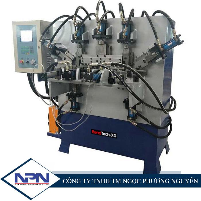 Máy uốn dây 3D thủy lực BendTech-XD CNC GT-WB-HB80