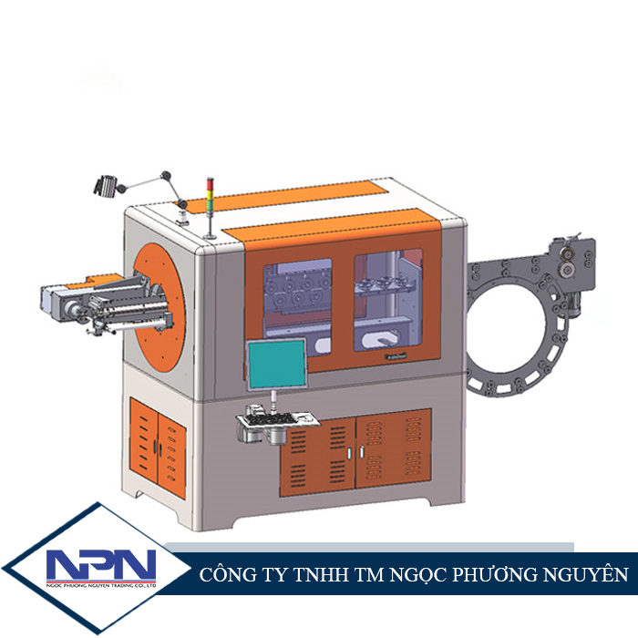 Máy uốn thép 3D JD60-12A