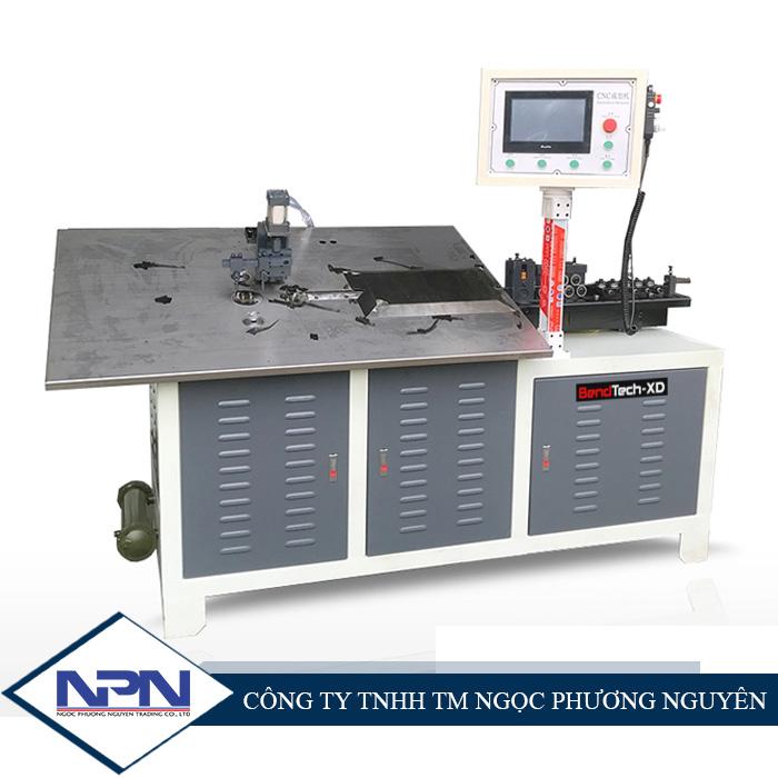 Máy uốn dây thép 2D BendTech-XD CNC GT-WB-80-3A (3-8mm)