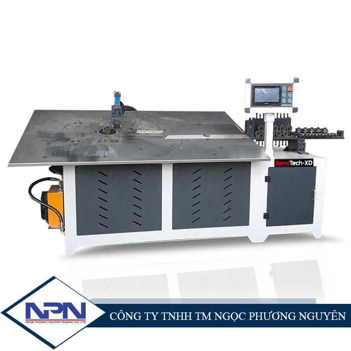 Máy uốn dây thép 2D BendTech-XD CNC GT-WB-120-3A (5-12mm)