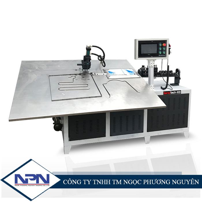 Máy uốn dây thép 2D BendTech-XD CNC GT-WB-100-3A (4-10mm)
