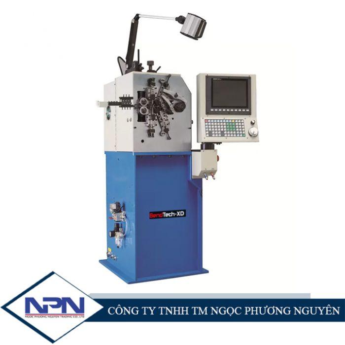 Máy uốn lò xo 6 trục BendTech-XD 608 0.1mm tới 0.8mm