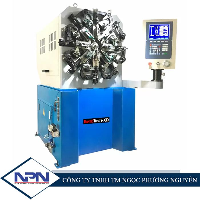 Máy uốn lò xo 5 trục BendTech-XD CNC20W 0.2mm tới 2.5mm