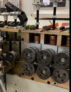 Máy uốn vòng kết hợp hàn tự động BendTech-XD HT-28