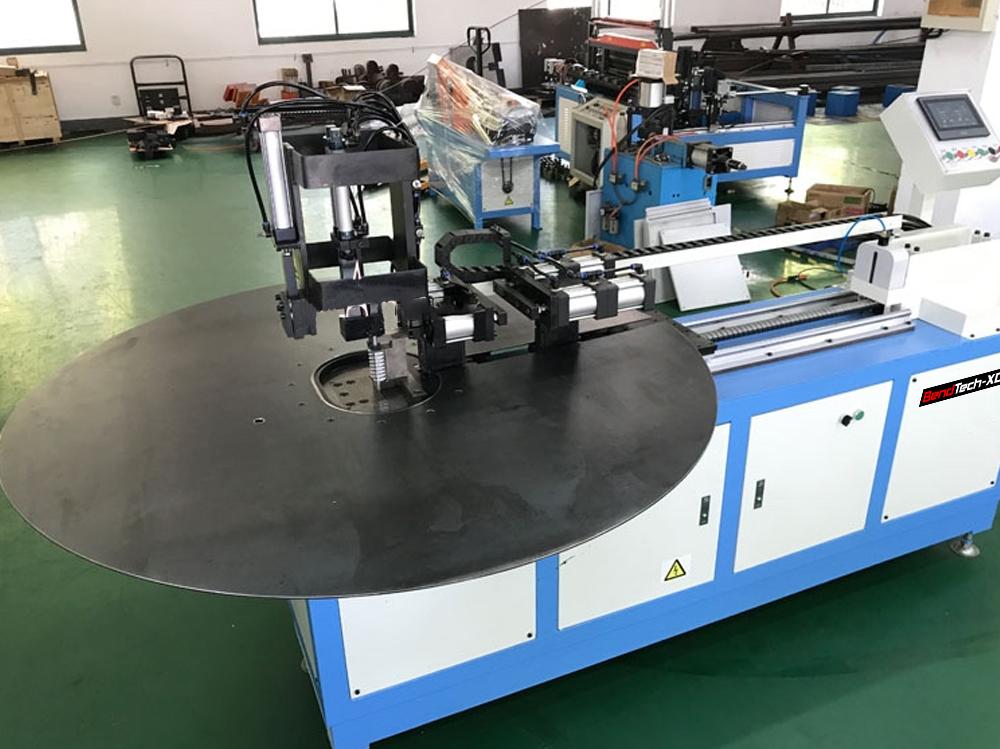 Máy uốn ống 2D, uốn đồng nhôm cho các thiết bị điện lạnh BT-XD-2A