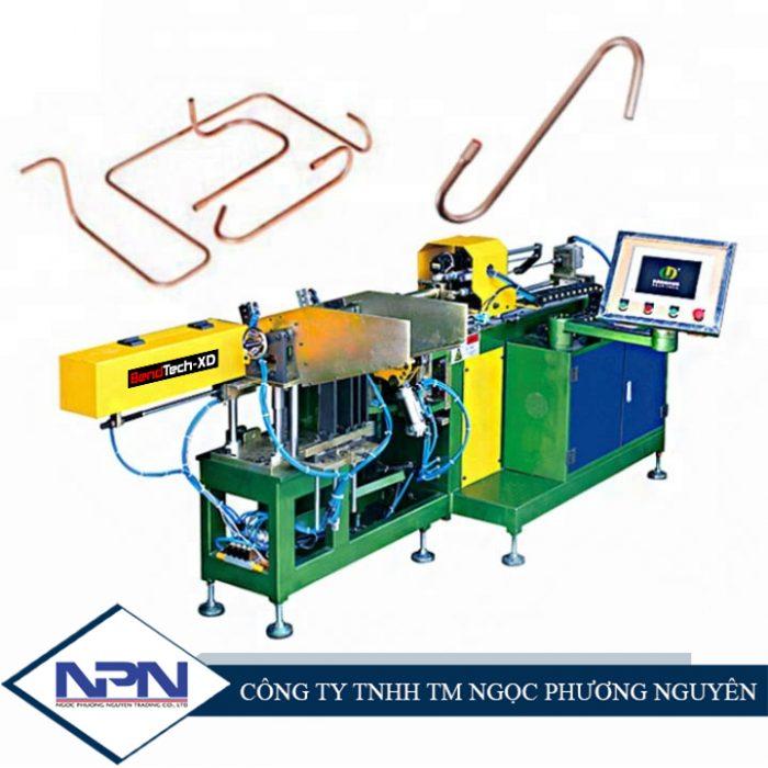 Máy uốn ống 3D đồng nhôm CNC PLC