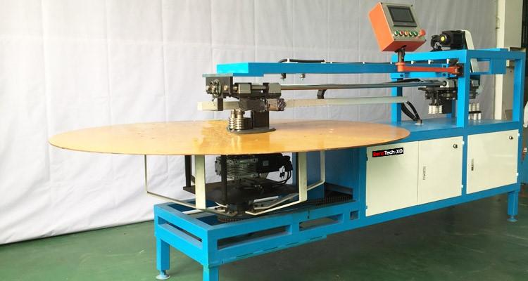 Máy uốn ống 2D, uốn đồng nhôm cho các thiết bị điện lạnh BT-XD-1A